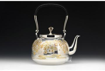 银壶除了适合泡茶,还有哪些值得入手的地方?