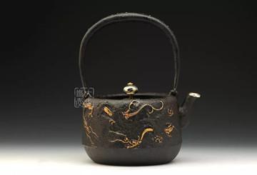 铁银壶纹饰的寓意丰富:你的壶选对了吗?