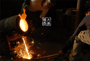 图解长文堂铁壶制作流程:大师级铁壶是这样炼成的