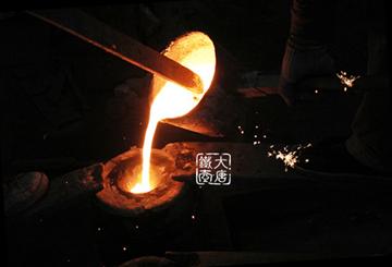 日本铁壶多达到80道工序:日本铁壶经典壶形纹饰的诞生