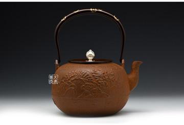 日本铁壶中京都铁壶和南部铁壶的区别