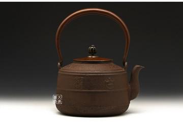 日本老铁壶使用注意事项:日常保养老铁壶三大步骤