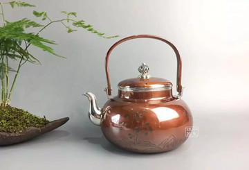 国产银壶顶级工艺:小笠银器铜包银壶制作工艺大揭秘