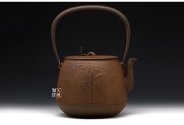 日本铁壶发展历史的五个阶段:从兴盛到衰落再到复兴