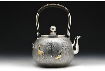 银壶氧化怎么办:银壶外部保养的8条建议,养壶人的经验总结
