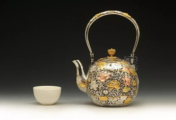 """日本银壶发展史:日本银壶好在哪?为什么""""好壶难求"""""""