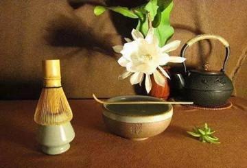日本茶道用具分四类,这些茶道艺术你都了解吗?