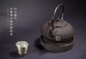 紫砂铁银壶瓷器玻璃四种茶器的不同功效,选壶不再纠结!