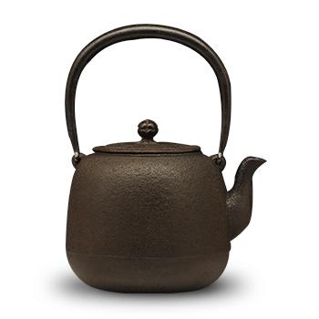 长文堂 枣型砂铁壶