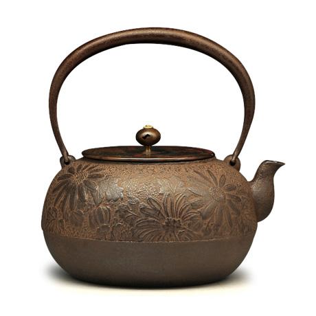 平丸菊铁壶