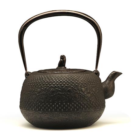 长寿堂 枣型樱铁壶