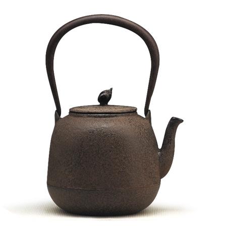 枣形砂铁壶(小)