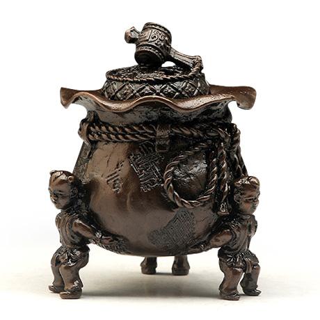 茶袋香炉(小)