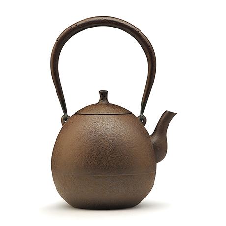 田山和康 蕾型小号铁壶