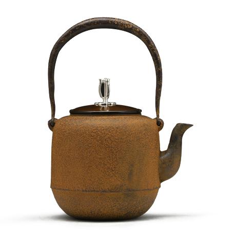 清光堂 小枣形铁壶