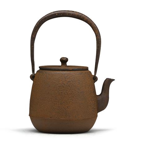 清光堂 枣形砂铁壶