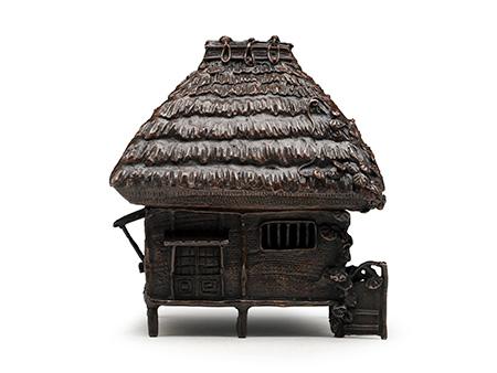高冈铜器 葛屋香炉