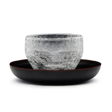 冰裂纹玻璃杯