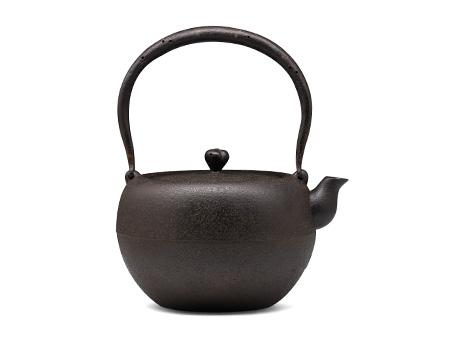 铃木盛久 道安形铁壶