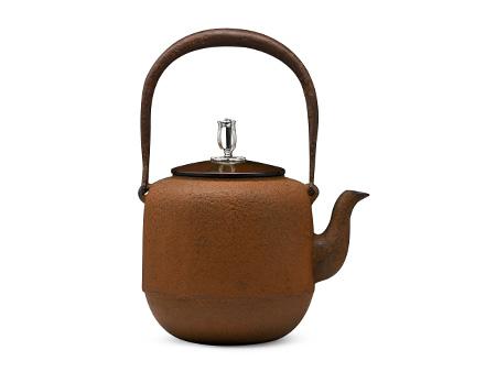 清光堂 小枣形砂铁壶
