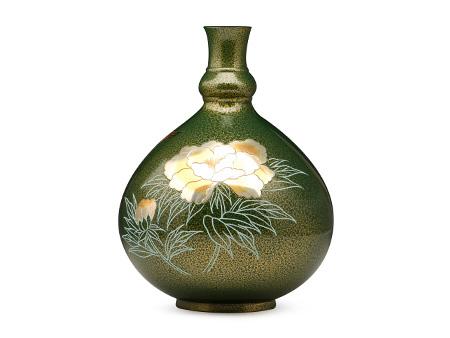 桔梗形花瓶