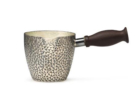 国匠银器 横手公道杯